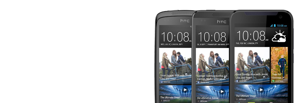 HTC Desire 500/300/310 Yardım