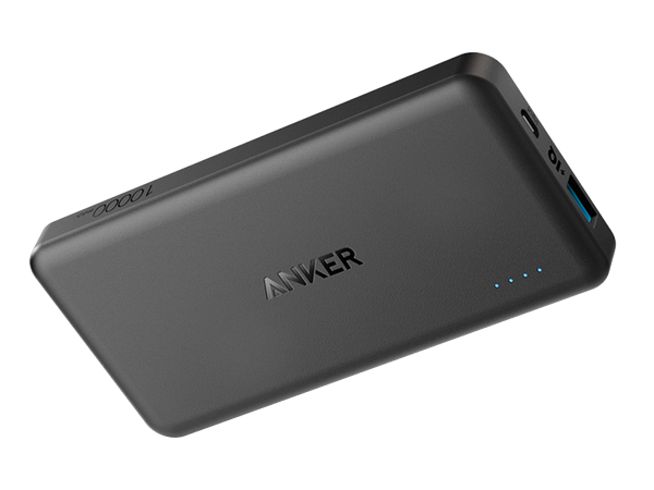 Anker PowerCore İnce Taşınabilir Şarj Cihazı 10000 mAh