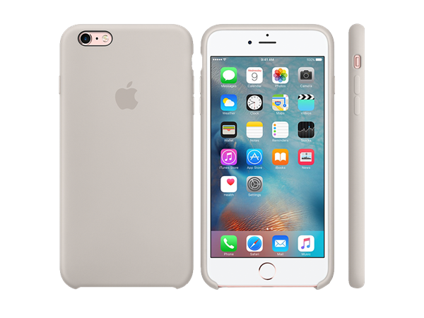 Apple iPhone 6 Plus/6s Plus Silikon Kılıf