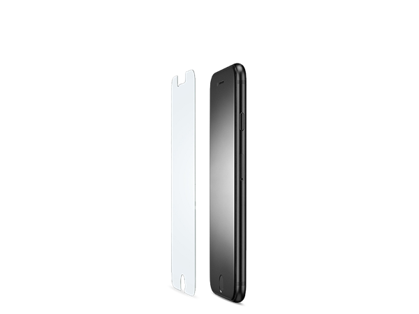 Cellular Line iPhone 7/8 Cam Ekran Koruyucu