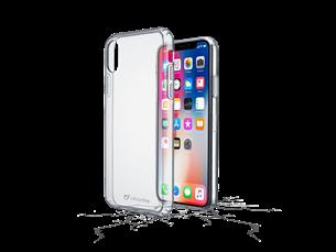 Cellular Line iPhone X Şeffaf Sert Kılıf
