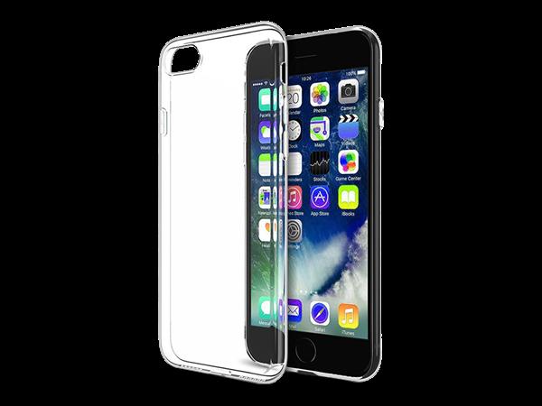 Intouch iPhone 7/8 Şeffaf Koruyucu Kılıf