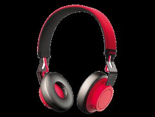 Jabra Move Kablosuz Kulak Üstü Kulaklık Kırmızı