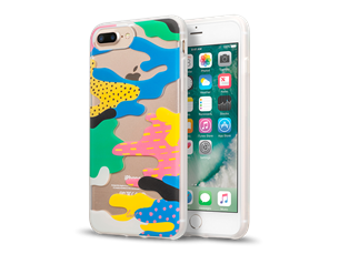Laut Pop Camo iPhone 7 Plus/8 Plus Koruyucu Kılıf Beach
