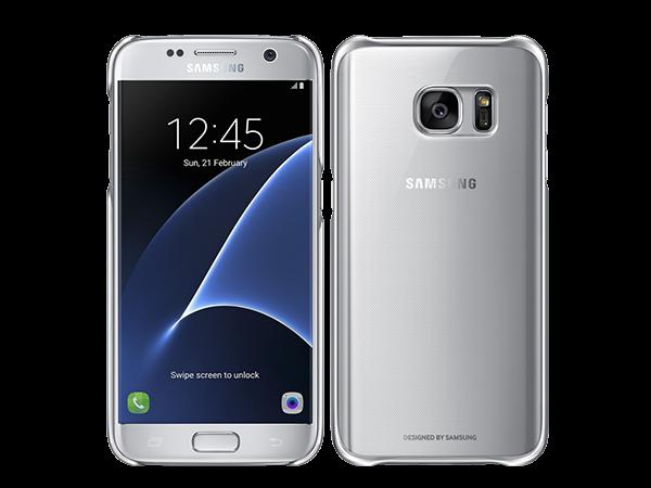 Samsung S7 Şeffaf Kılıf