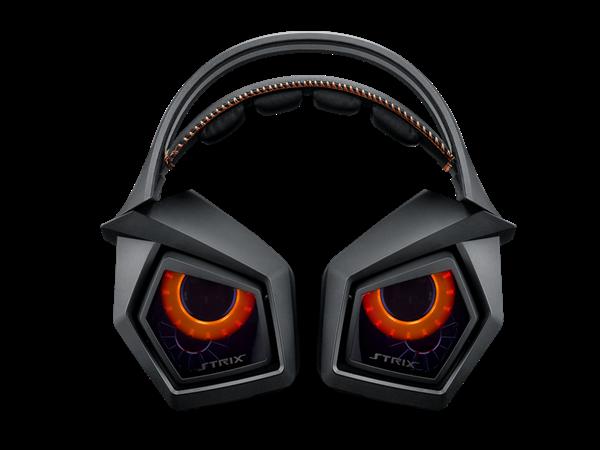 Asus Strix 7.1 Ses İstasyonlu Oyuncu Kulaklığı