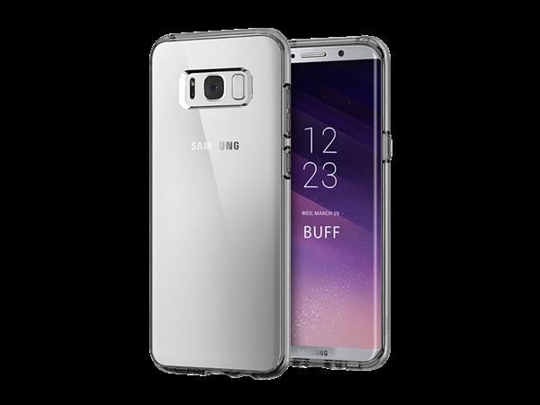 Buff Galaxy S8 Plus Air Hybrid Koruyucu Kılıf