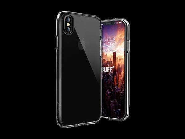 Buff iPhone X Air Hybrid Koruyucu Kılıf