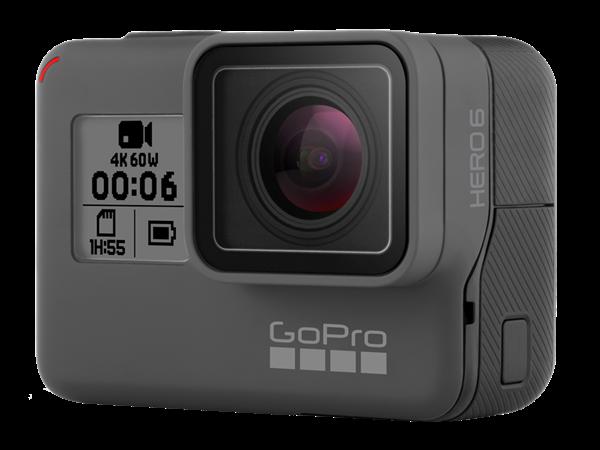 GoPro HERO6 Black Aksiyon Kamerası