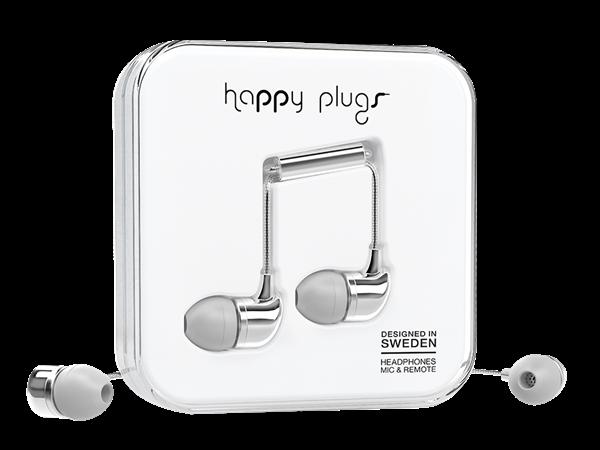 Happy Plugs Deluxe Unik Kulak İçi Kulaklık