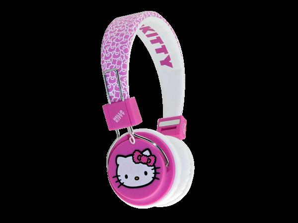 Hello Kitty Kulak Üstü Kulaklık