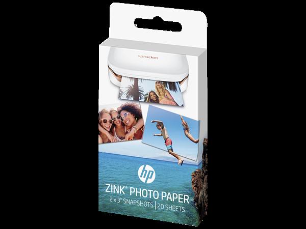 HP ZINK Fotoğraf Kağıdı