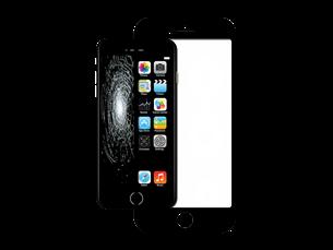 Justech Corning iPhone 7 Plus/8 Plus 3D Cam Ekran Koruyucu