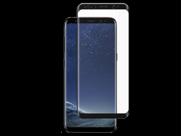 Justech Samsung S8 Plus 3D Cam Ekran Koruyucu