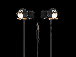 KitSound Penguen Kulak İçi Kulaklık