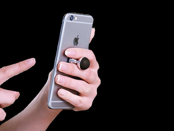 Nite Ize Steelie HobKnob Mini Stand Telefon Kit