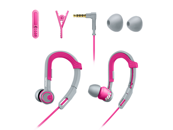Philips SHQ3300PK Kablolu Kulak İçi Kulaklık