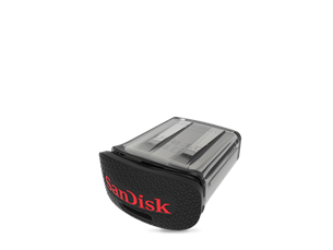 SanDisk Ultra Fit 64 GB USB 3.0 Flash Bellek