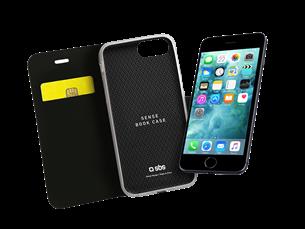 SBS iPhone 7 Plus Manyetik Klips Kapaklı Kılıf