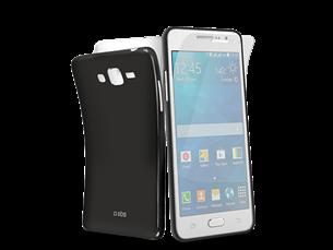 SBS Samsung Galaxy Grand Prime Silikon Kılıf Siyah