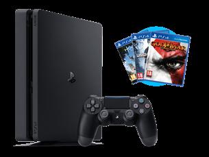 PlayStation 4 500 GB Yeni Avantajlı Paket