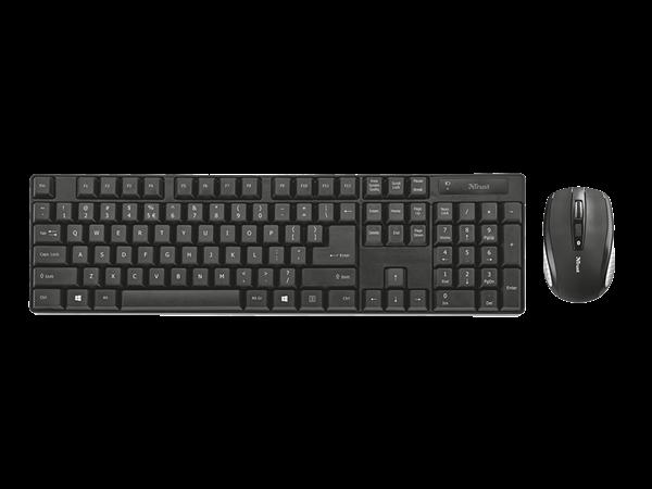 Trust XIMO Klavye & Mouse Seti