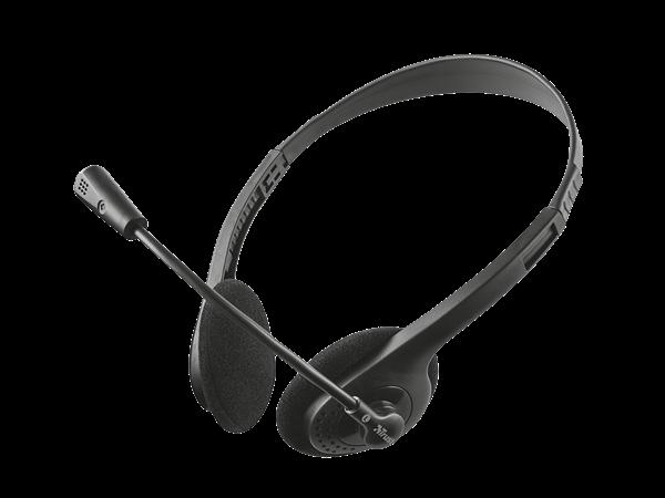 Trust Ziva Mikrofonlu Kafa Bantlı Kulaklık