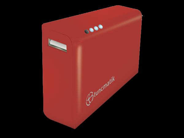 Tuncmatik Mini Taşınabilir Şarj Cihazı 5000 mAh