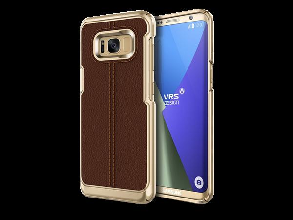 Verus Galaxy S8 Simpli Mod Koruyucu Kılıf