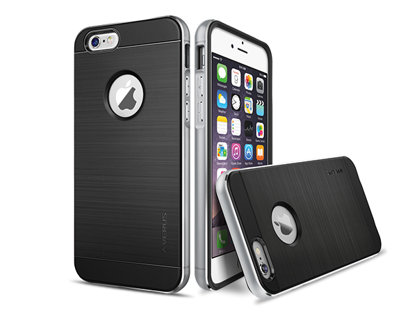 Verus iPhone 6 Plus/6s Plus Metal Korumalı Kılıf