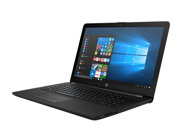 HP Notebook 15-bs150nt Siyah