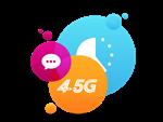 4.5G Hızında Paketler