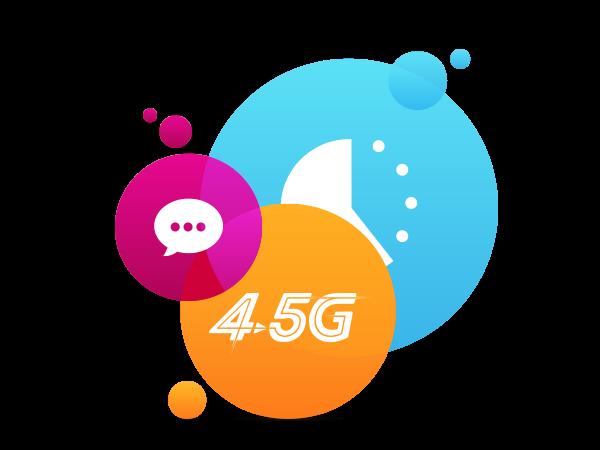 Superbox 100 GB 4.5G İnternet Paketi