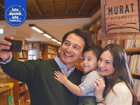 İşte Destek İşte Turkcell : Esnaf Aile Kampanyası