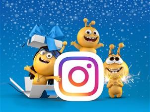 Instagram Yeni Yıl Kampanyası
