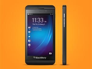 Kurumsal BlackBerry 10 (BB10) Aylık İnternet Paketleri