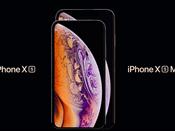 Apple iPhone Xs ve Xs MAX