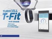 Turkcell T-Fit - Akıllı Bileklik